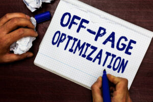 write note on off page optimization